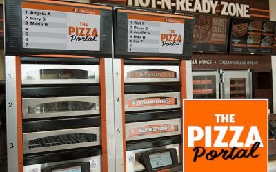 Little Caesars Pizza Portal Transforms The Way Customers Pick Up Pizza