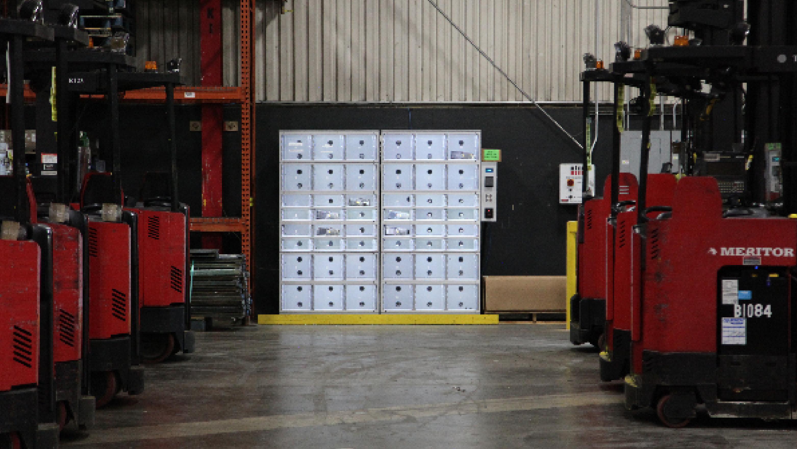 Meritor distribution center