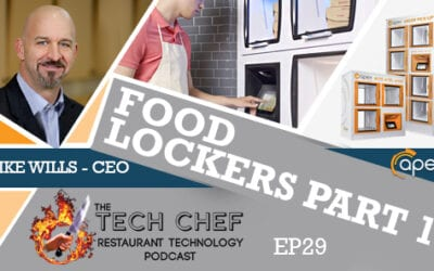 Food Lockers – The Next Big Trend for Off-Premise?