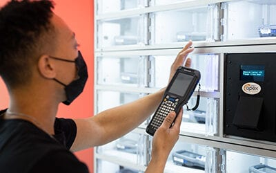 6 Ways Smart Lockers for Mobile Assets Give You Big Results