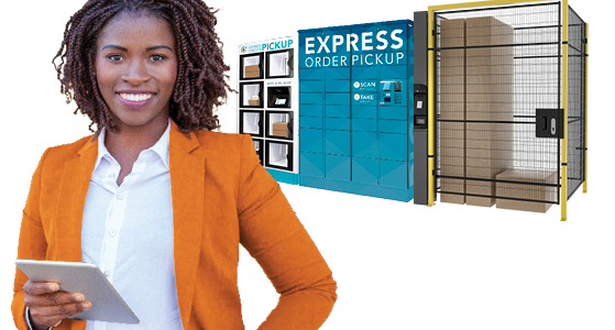 Foodservice, B2B E-commerce and Retail Order Pickup